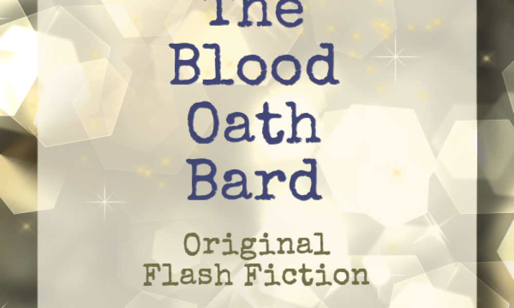 The Blood Oath Bard