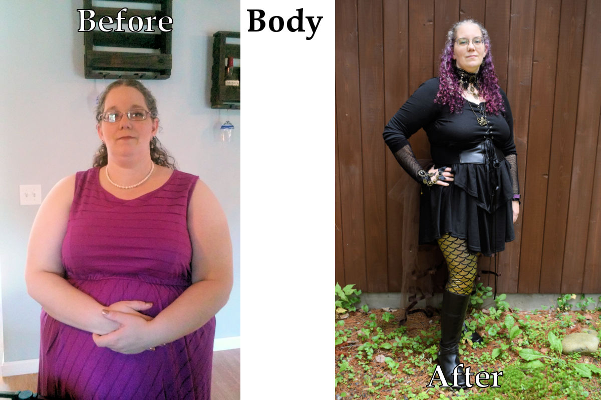 Body Before and After