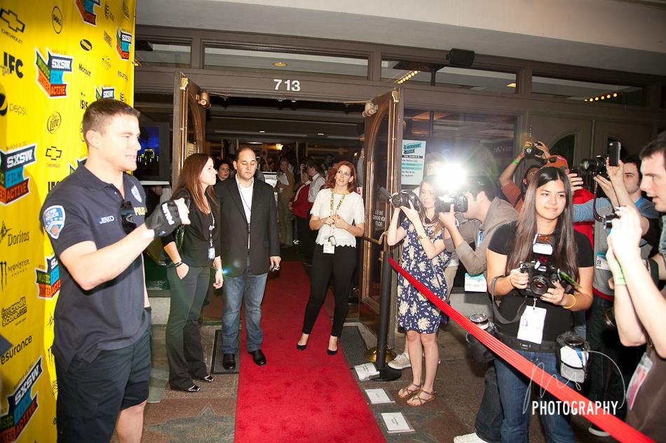Channing Tatum - Sexiest Man Alive 2012 - SXSW - Austin, Texas (3/6)