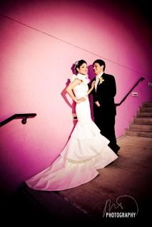Vanessa and Demetrio