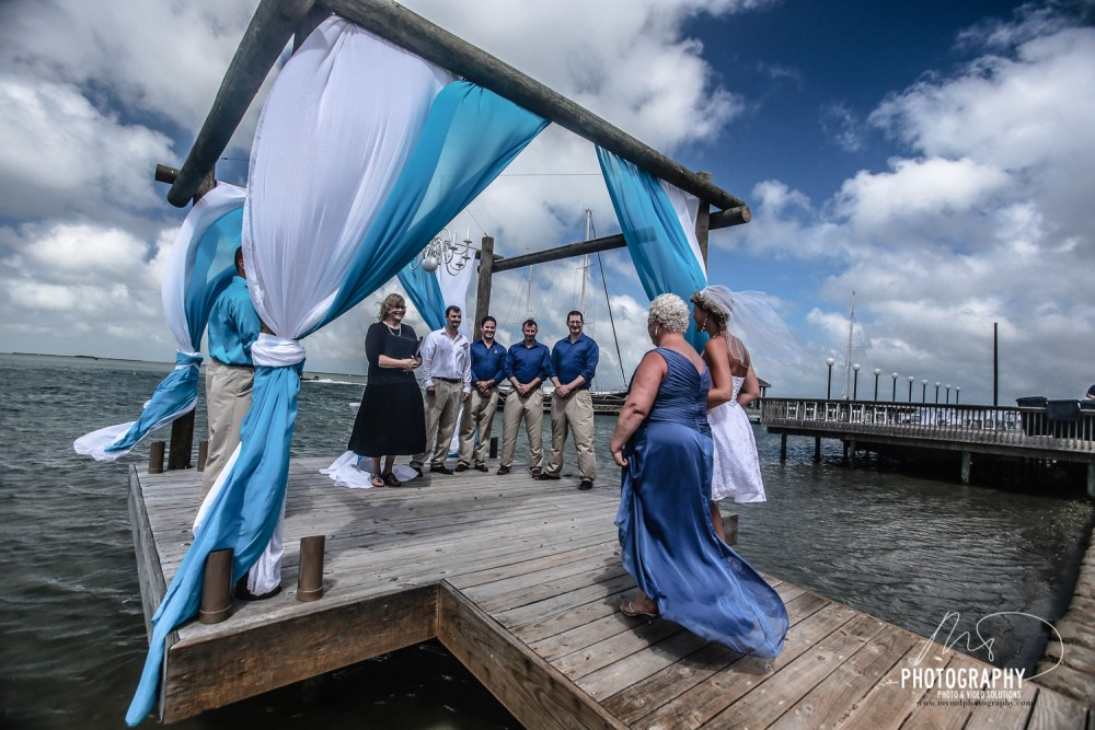 Meg and John Wedding   Mansion by the Sea, Aransas Pass, Texas   June 6, 2014 (3/6)