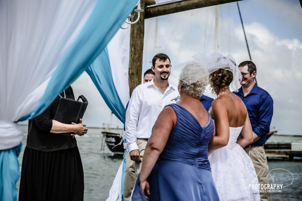 Meg and John Wedding   Mansion by the Sea, Aransas Pass, Texas   June 6, 2014 (4/6)