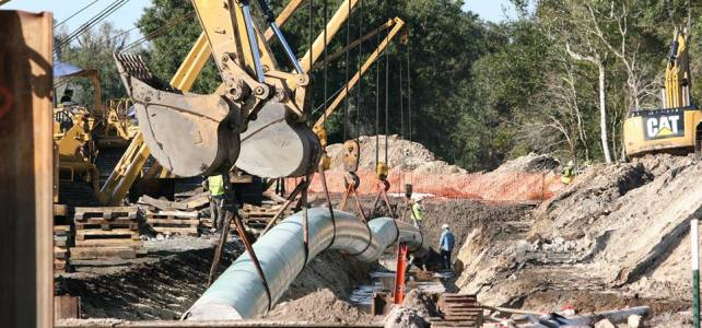 Florida Has Its Own Controversial Pipeline