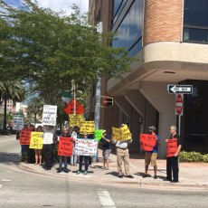 Why Doesn't Senator Nelson Stand to Protect Florida Against the Sabal Trail Pipeline?