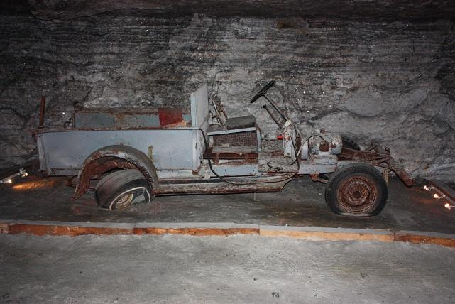 Mine Vehicle - small