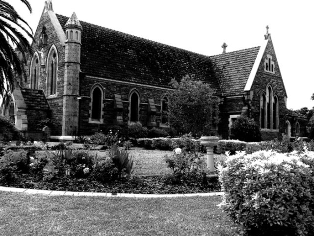 Father Cassidy was the parish priest for Moruya's Sacred Heart Catholic Church