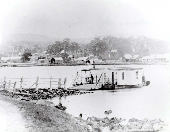 Batemans Bay Punt, 1915