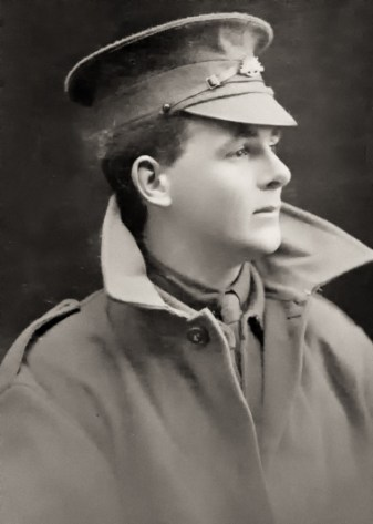 Corporal William Charles Ravaillon