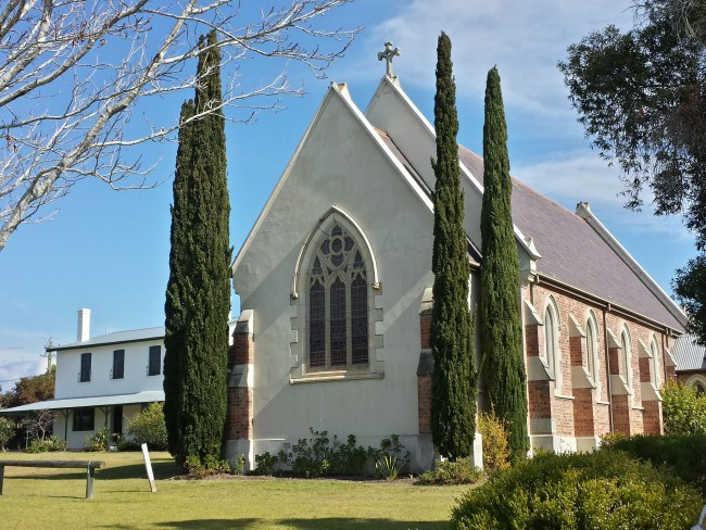 St John's Church of England,Moruya