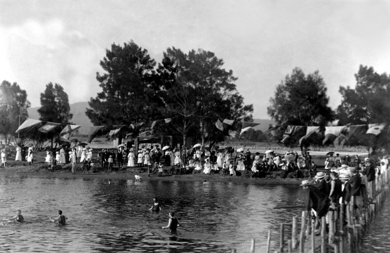Moruya Swimming Pool 1910
