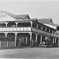 The palatial Hyland's Hotel, Narooma and New Years Eve 'celebrations'- news from 100 years ago today