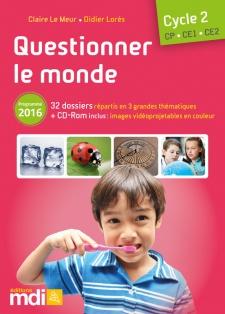 Questionner Le Monde Cycle 2 Mdi : questionner, monde, cycle, Questionner, Monde, Cycle, Éditions