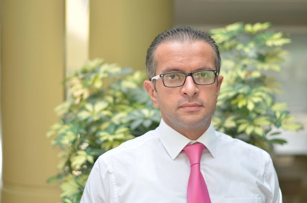 Sargis Harutyunyan, MDI Armenia project manager