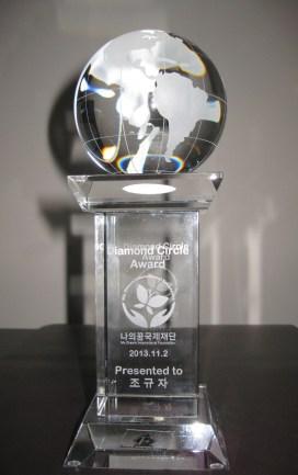 MDIF trophie