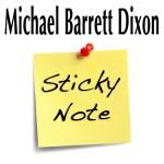 Sticky Note (single) (2007)
