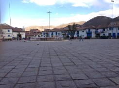 The Plaza of San Sebastian in my neighborhood- spent some afternoons reading and journaling on a park bench here!