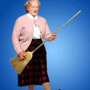 Mrs. Doubtfire image not available