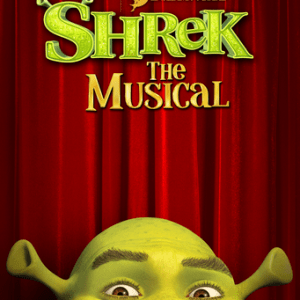 Shrek the Musical image not available