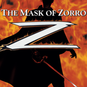 The Mask of Zorro image not available