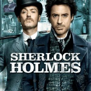 Sherlock Holmes image not available