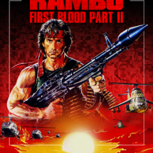 Rambo: First Blood Part II image not available