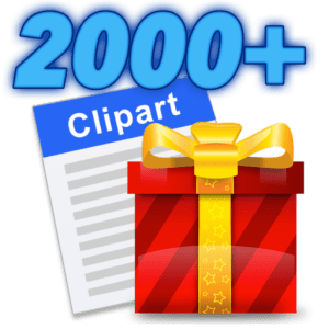 Clipart 2000+ image not available