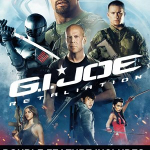 GI Joe Retaliation & Rise of Cobra image not available