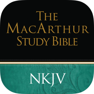 MacArthur Study Bible image not available