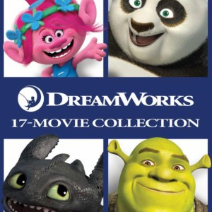 Dreamworks 17-Film Bundle  image not available