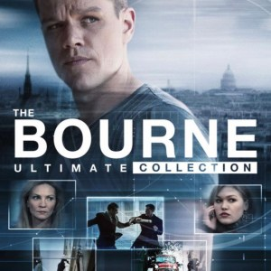 Bourne 5-film bundle image not available
