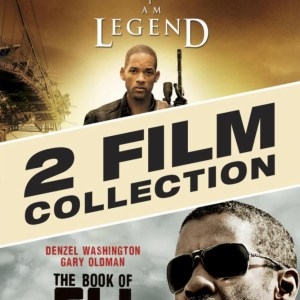 I Am Legend & Book of Eli bundle image not available