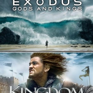 Kingdom of Heaven & Exodus bundle image not available