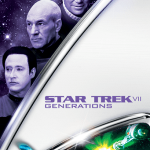 Star Trek VII: Generations image not available