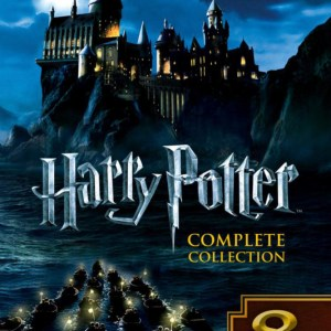 Harry Potter 8-film bundle image not available