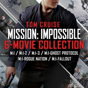 Mission Impossible 6-film bundle image not available