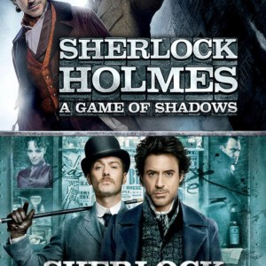 Sherlock Holmes & Game of Shadows bundle image not available