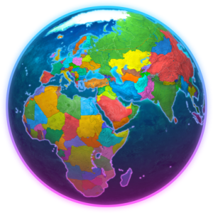 Earth 3D - World Atlas image not available