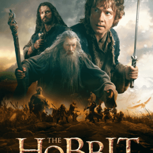 The Hobbit: The Battle of The Five Armies image not available