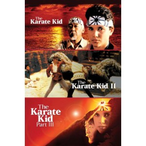 Karate Kid Trilogy image not available