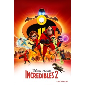 Incredibles 2 image not available