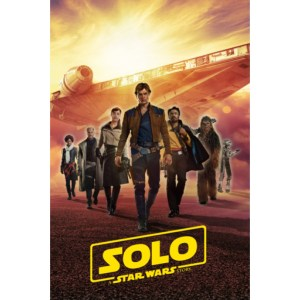 Solo: A Star Wars Story image not available