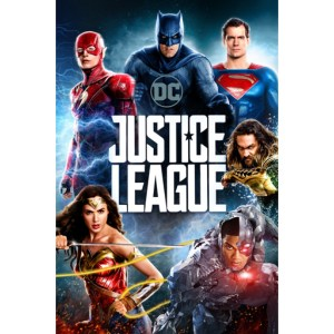 Justice League image not available