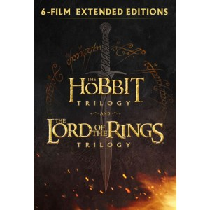 Middle Earth 6-film Extended Edition bundle image not available