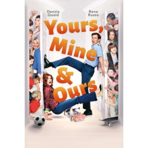 Yours, Mine & Ours image not available