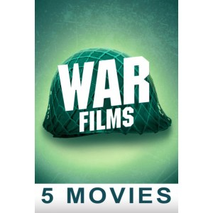 5 War Films Bundle image not available