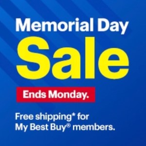 Best Buy Memorial Day Sale image not available