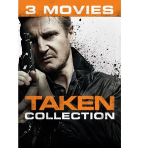 Taken Trilogy image not available