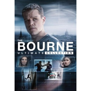 The Ultimate Bourne Collection image not available