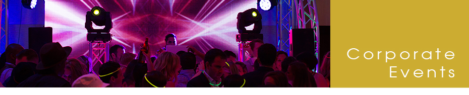 Chicago Corporate Event DJ and Lighting