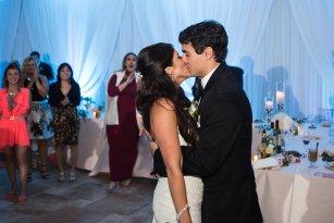 Galleria Marchetti Wedding Lighting and Drape